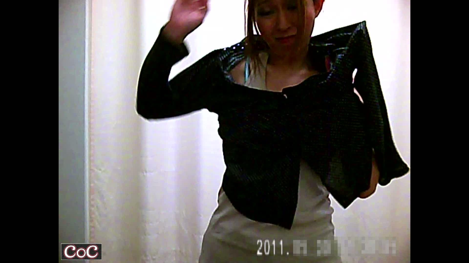 【着替え動画】悪徳医師が盗撮したスレンダー女性患者の更衣室映像!ど貧乳ファン必見!乳輪も小●生サイズw